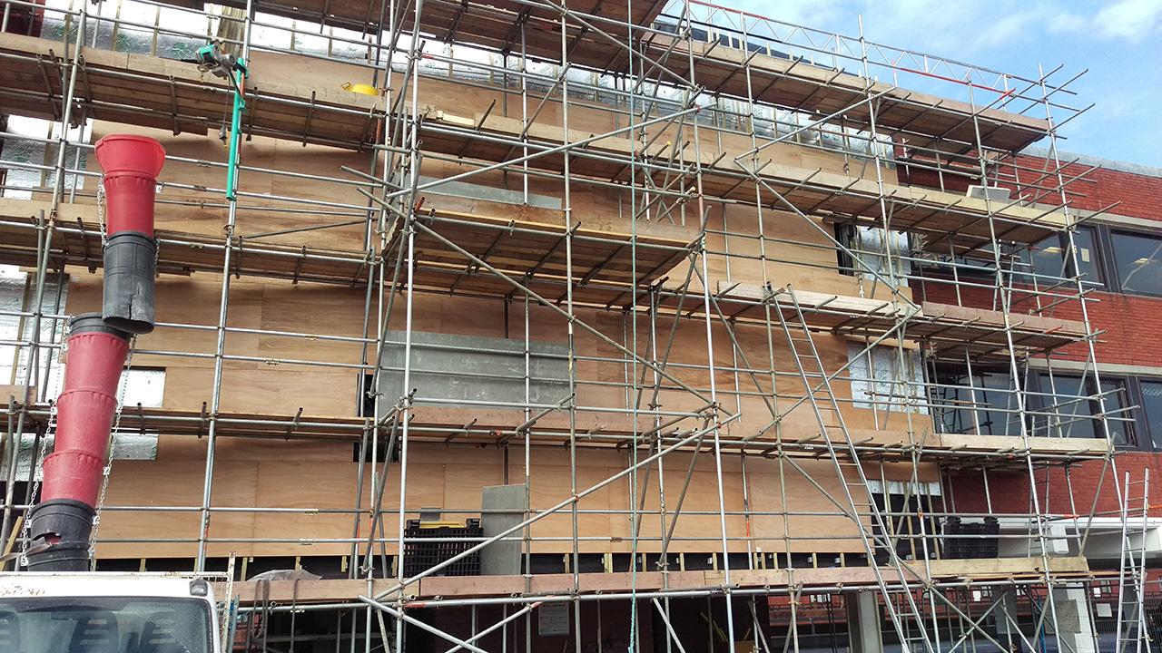 Soft strip demolition c wood son ltd commercial services